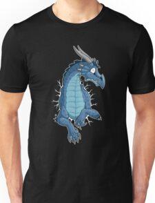STUCK - Blue Dragon Unisex T-Shirt