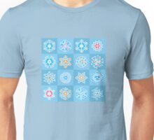 Christmas Snow Unisex T-Shirt