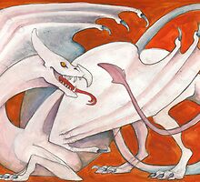 White Dragon by Meredith Nolan
