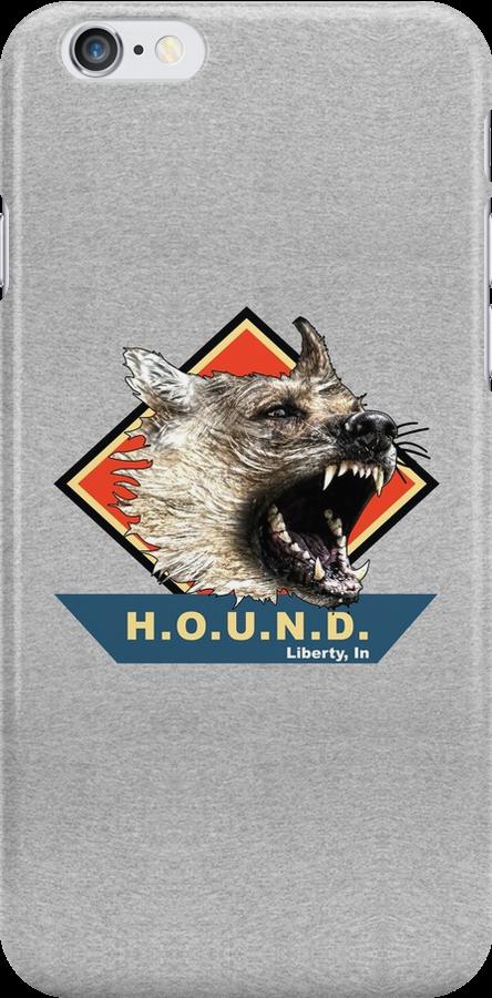 Project H.O.U.N.D. by Mark Walker
