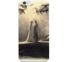 Aragorn & Arwen iPhone Case/Skin