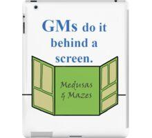 GMs Do It iPad Case/Skin