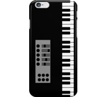 Keyboard Piano iPhone Case/Skin