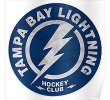 Tampa Bay Lightning Hockey Poster