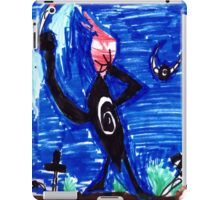 BLACK NINJA iPad iPad Case/Skin