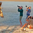 Nature Photographers 4 by John Van-Den-Broeke