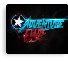 Adventure Club (Custom Poster) Canvas Print
