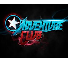 Adventure Club (Custom Poster) Photographic Print