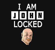 I am JOHN Locked Unisex T-Shirt