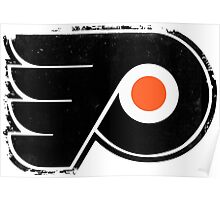 Flyers Hockey sport Poster
