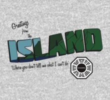 Greetings From The Island by Nexaw