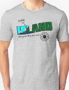 Greetings From The Island T-Shirt