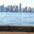 Vancouver Skyline by RobynLee