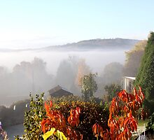 A Misty Monmouth Morning by missmoneypenny