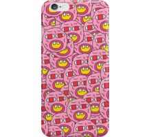 Golf wang cherry bomb pattern iPhone Case/Skin