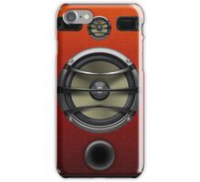 ampli / sono iPhone Case/Skin