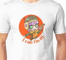 Lucca (light shirt) Unisex T-Shirt