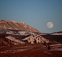 Colorado Moon by Michael Kannard