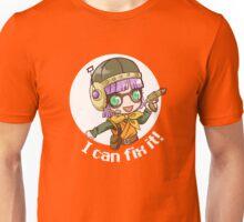 Lucca (dark shirt) Unisex T-Shirt