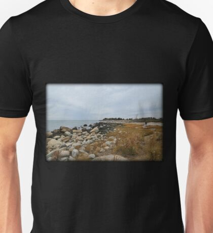 Autumn Coastal Trail Unisex T-Shirt
