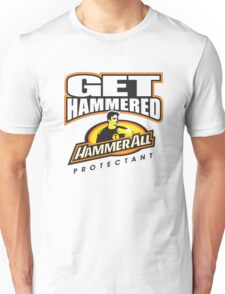 Hammerall ELE Protectant-White Unisex T-Shirt