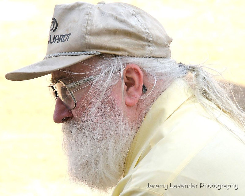 Lost in thoughts at the Seminole War Reenactment in South Florida by Jeremy Lavender Photography