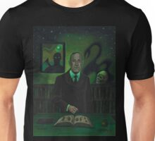 HP Lovecraft Portrait Unisex T-Shirt