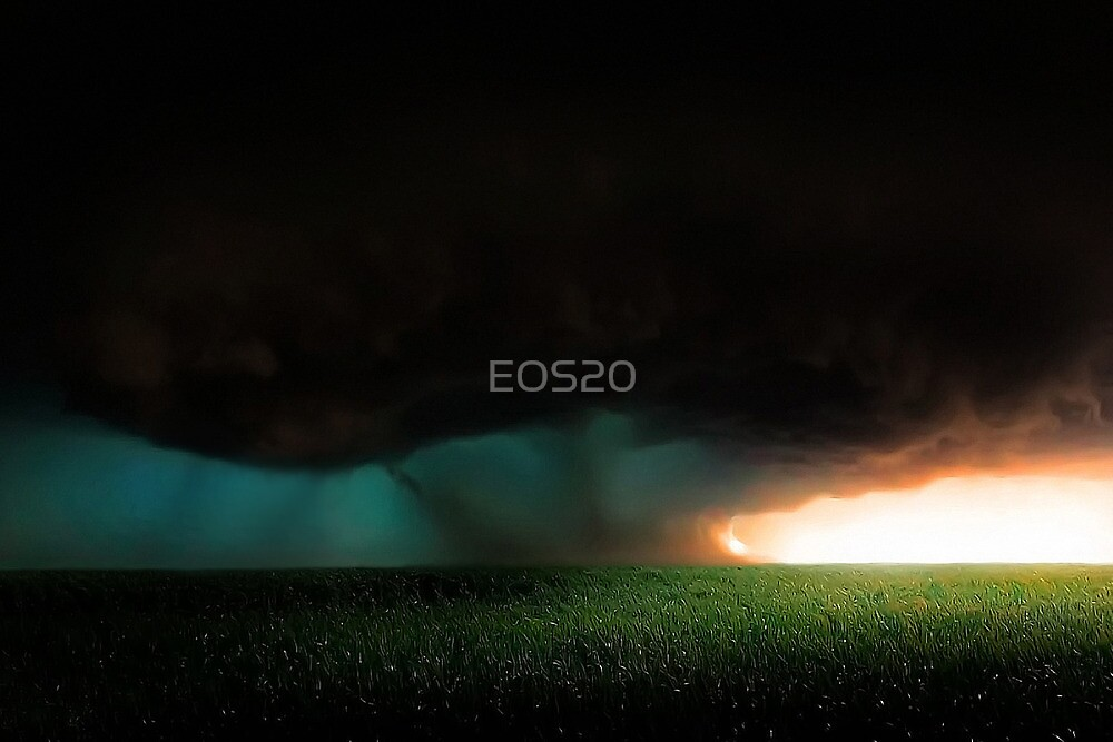 Stormy Sunrise  by EOS20