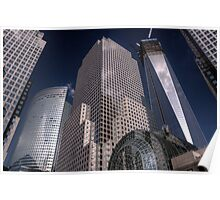 World Financial Centre 1 Poster