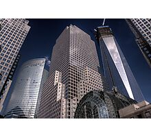 World Financial Centre 1 Photographic Print