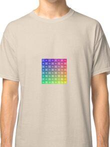 UV Grid Classic T-Shirt
