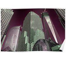World Financial Centre 2 Poster