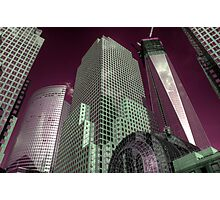 World Financial Centre 2 Photographic Print