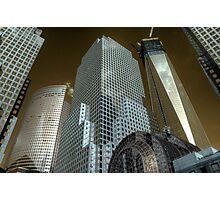 World Financial Centre 3 Photographic Print