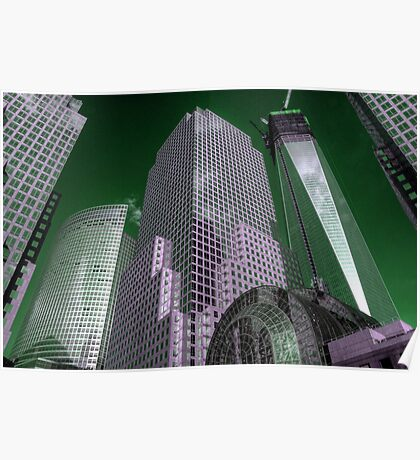 World Financial Centre 4 Poster
