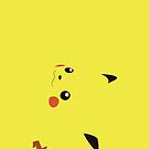 Pikachu iPhone case by STGaming