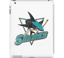 Sharks san Jose sport iPad Case/Skin