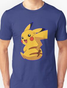 Back on Pikachu T-Shirt