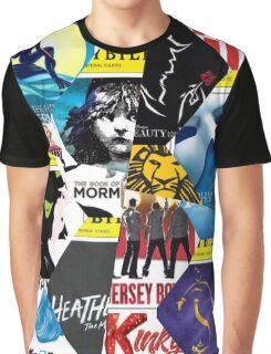 Broadway Graphic T-Shirt