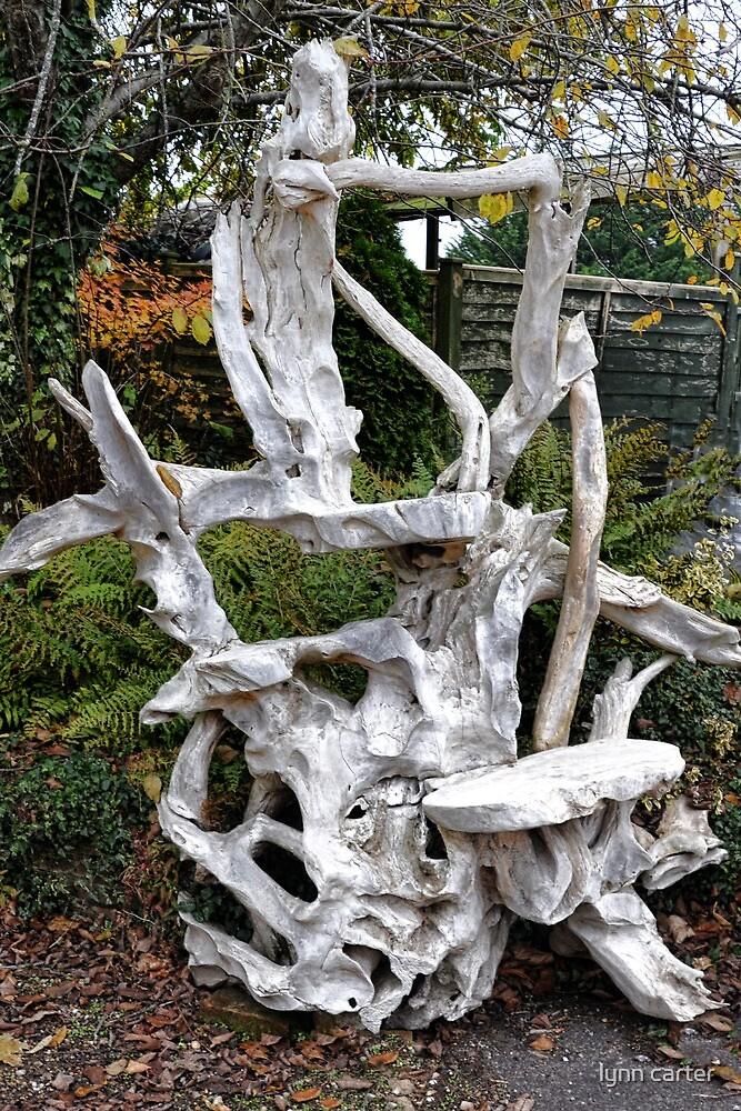 Driftwood Art by lynn carter
