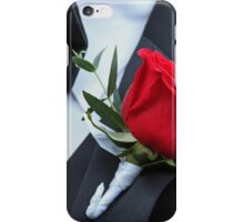 Groom's Bloom iPhone Case/Skin