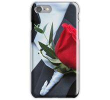 Groom's Bloom iPhone Case/Skin