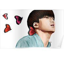Kai Jongin Exo Poster