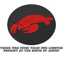 There was more than one lobster? by ACImaging