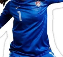 Hope Solo - She's Probably a Keeper Sticker