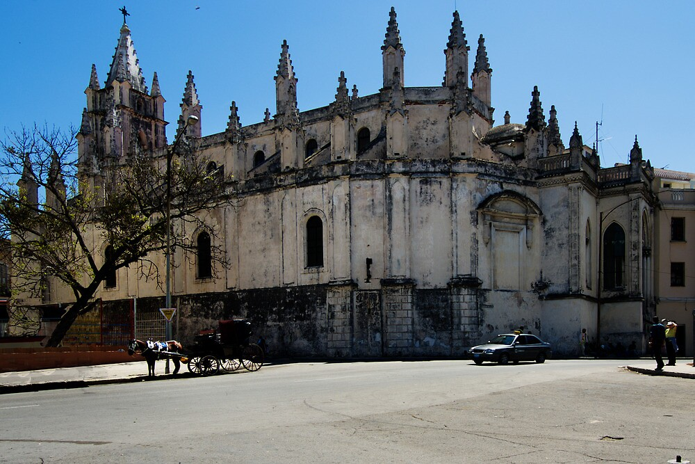 Iglesia del Santo Ángel Custodio by Yukondick