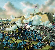 The Capture of Fort Fisher by warishellstore