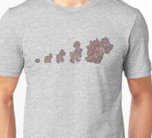 Ascent of Koopa (Brown) T-Shirt