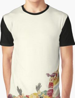 Drowning in Chocolate Graphic T-Shirt