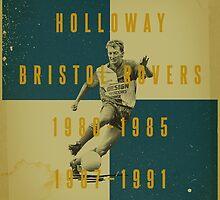 Ian Holloway - Bristol Rovers by homework